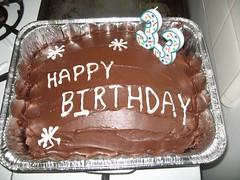 Emily's Birthday Cake