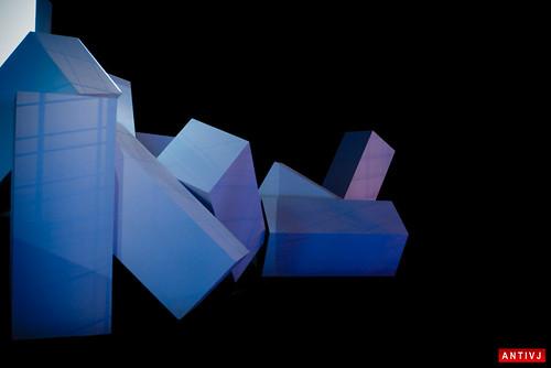 AntiVJ - Light Sculpture v2