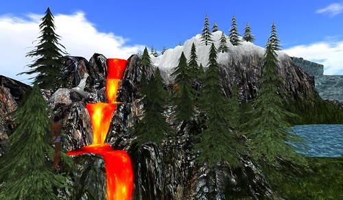 Strayligh fire & ice