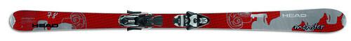 Head Monster iM 78 SW Skis 2008/09