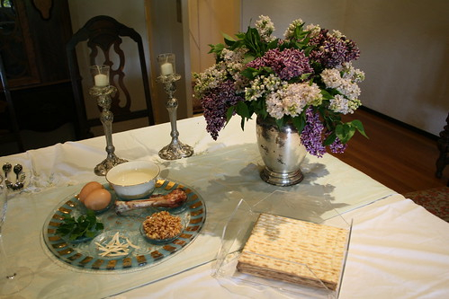 ready for the Seder