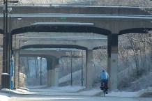 Winter Greenway