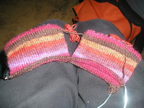 Colortweed Socks