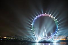 New Year Eve London 2008  (Fireworks)
