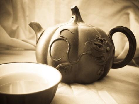 tea...