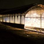 nördliche Bahnhofshalle