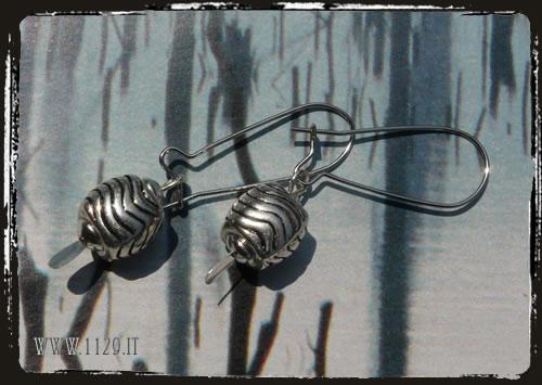 Orecchini righe - Stripe earrings IERIGA