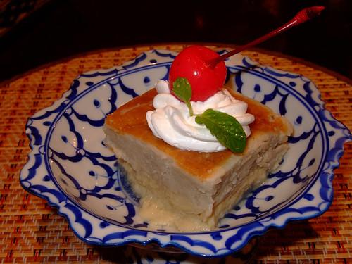 Taroimo Pudding