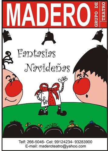 FANTASIAS DE NAVIDAD