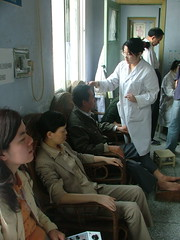 Acupuncture in China (3/6)
