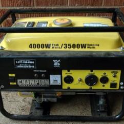 Champion Generator Wiring Diagram Chrysler 300 Carb Tear Down Walk Through 56k Killer