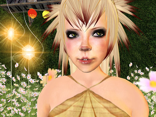 Hunny Skin by MiaSnow in second life