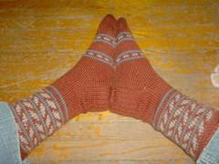 Santa Fe Socks - Complete