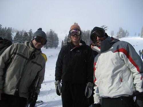 Arash, Dave and Sasank