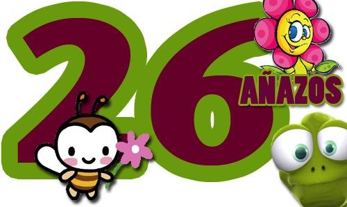 Cumpleaños 26