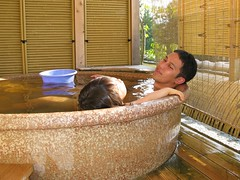 onsen relax