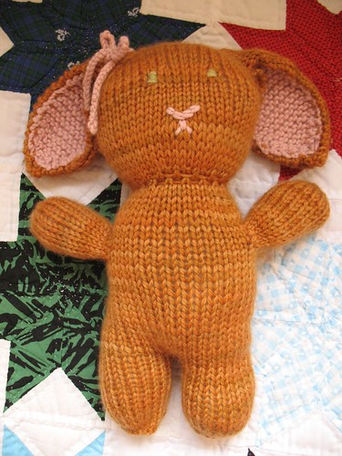 Butterscotch Bunny for Pearl