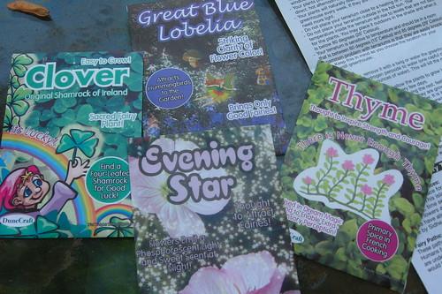 fairy garden seeds