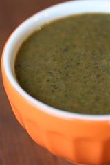 Black Bean Soup  plain