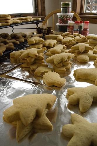 colorless cookies