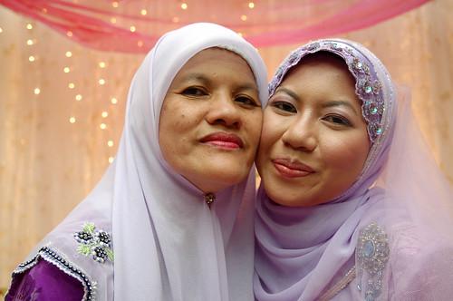 Pernikahan Huda&Shaiful