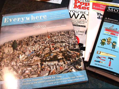 Everywhere Magazine: a crowdsourced travel mag
