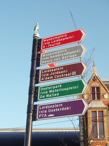 Carteles de Amsterdam