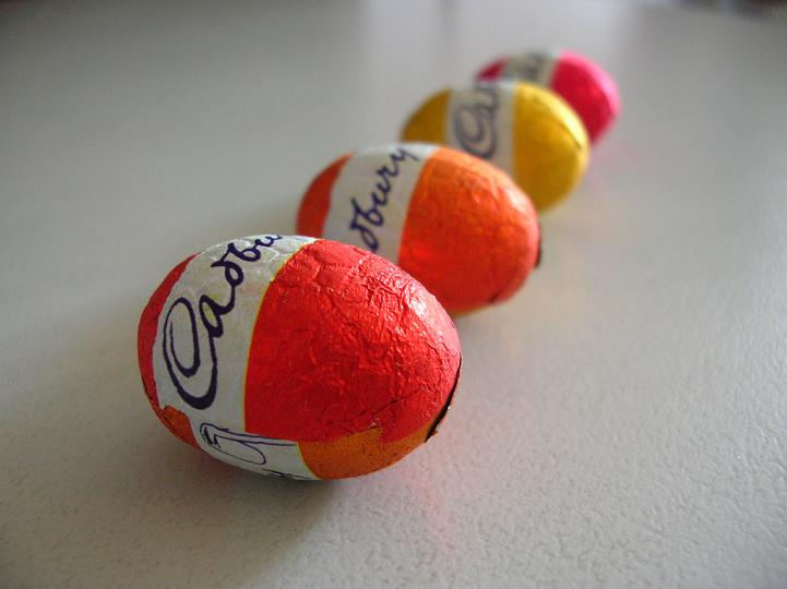 Chocolate Eggs 2