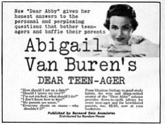 Dear Teen-Ager