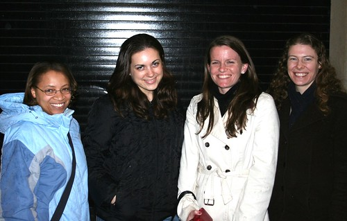 The Girls in Death Alley