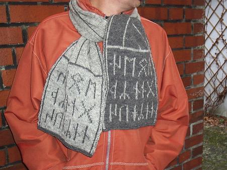 Runer shawl