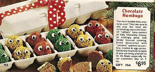 Chocolate Humbugs