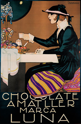 Chocolat Luna