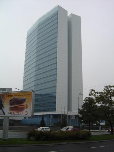 Cladire oficiala in Sarajevo