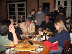 Bill's Birthday Dinner