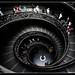 Rome - Vatican Museum spiral stairway IMG_0626