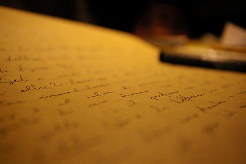 Della scrittura - quando le lettere non sono più solo d'amore