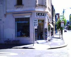 Café six seven ate, chippendale
