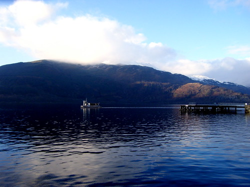 Loch Lomond Ferry