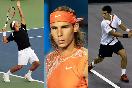 FedererNadalDjokovici
