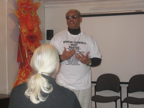 Reverend Pinkney Speaks 11-14-07 #4