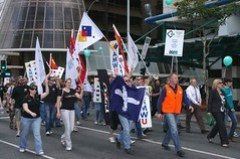 Power Workers Rally