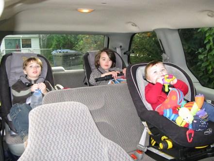 the boys in the car...