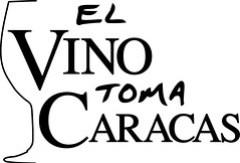 El Vino Toma Caracas.LOGO