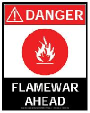 Flame War Ahead!