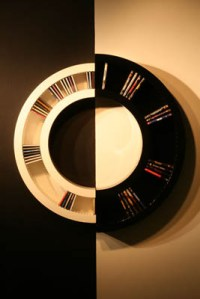 Trend Insights: Half moon cd rack