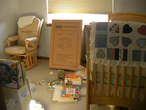 Nursery Mess 2