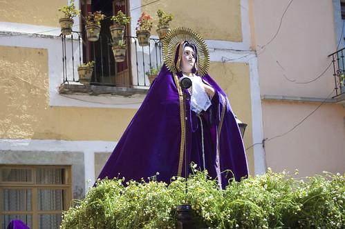 Semana Santa, Guanajuato 2008