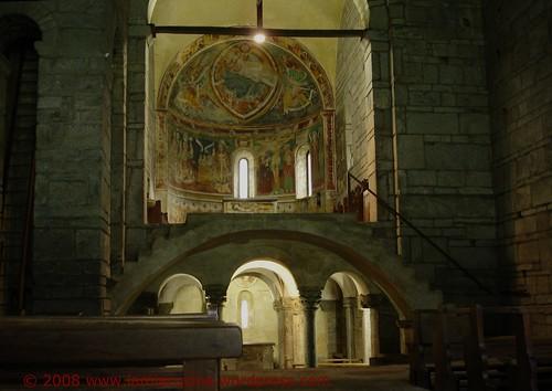 Chiesa San Nicolao. Innen