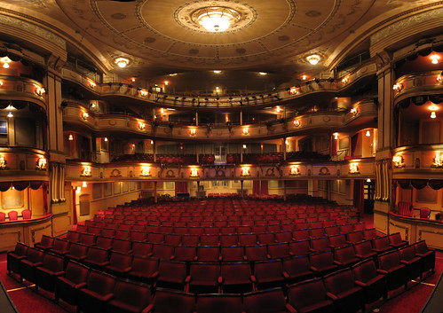 Theatre Royal Panorama, Brighton, UK